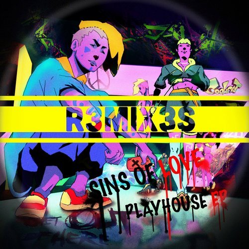 PLAYHOUSE R3MIX3S